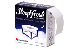 SleepFresh Crib Ribbons