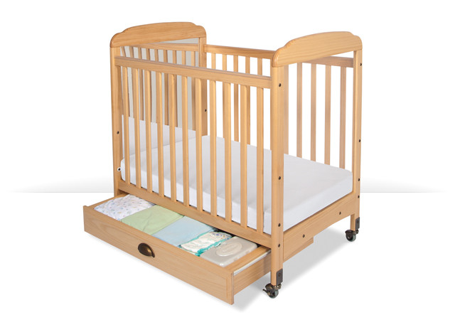 EZ Store Crib Drawer-Natural