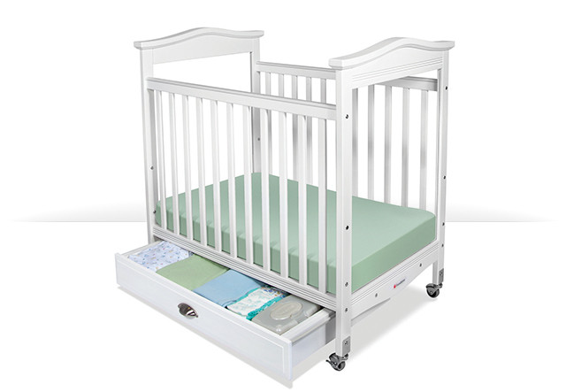 EZ Store Crib Drawer-White