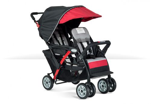 Duo Sport™ 2-Passenger Stroller