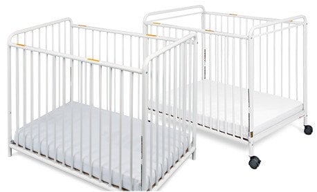 Solid Steel Cribs
