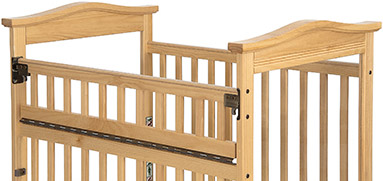 Solid Wood Cribs