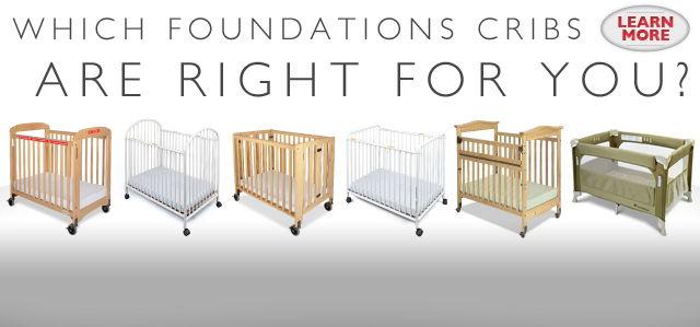 Baby Cribs For Child Care Centers Amp Daycares Foundations
