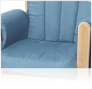 SafeRockerSS comfortable extra-wide seat