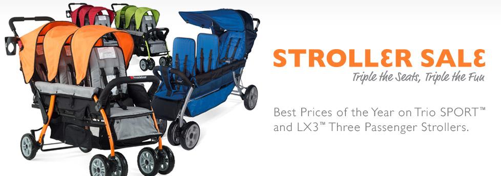 Stroller Promotion