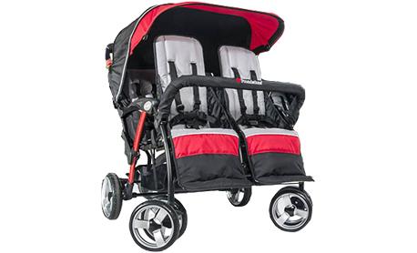 Multichild Strollers