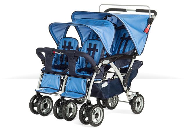 Sport Quad Stroller