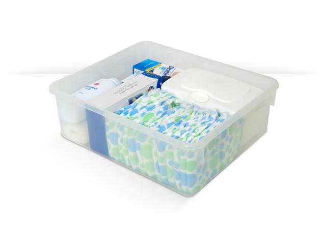 Storage Bins - 7 Pack