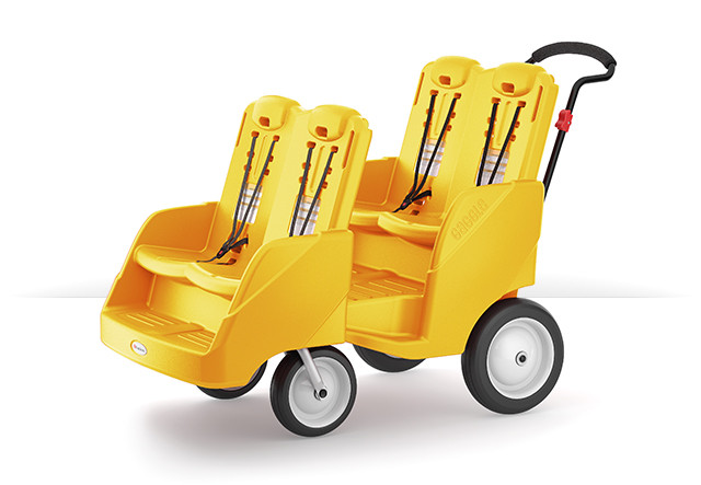 Gaggle4 Buggy-Yellow