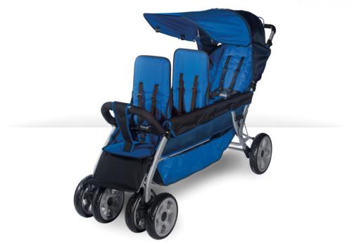 Triple Strollers & Buggies