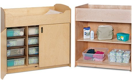 Changing Tables for Child Care