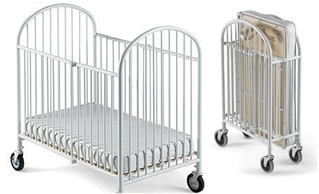 Folding Steel Cribs