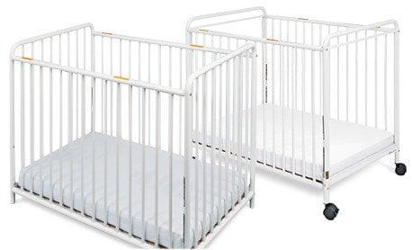 Solid Steel Cribs