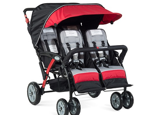 Best Multi Child Strollers For Daycare Centers Churches