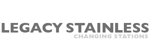 Legacy Stainless Changing Stations
