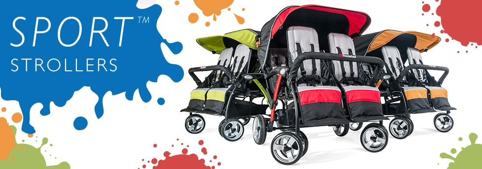Foundations sport strollers