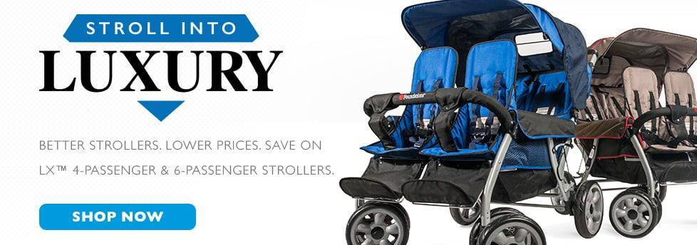 Luxury Strollers