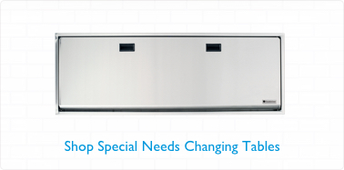 Shop Special Needs Changing Tables
