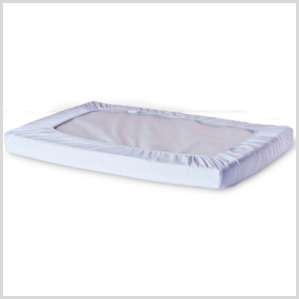 SafeFit elastic fitted sheets