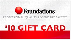 Foundations Gift Card
