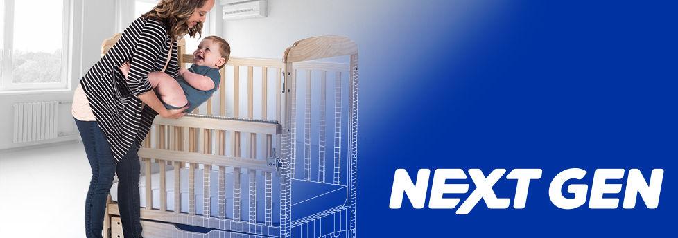 Next Gen Child Care Cribs