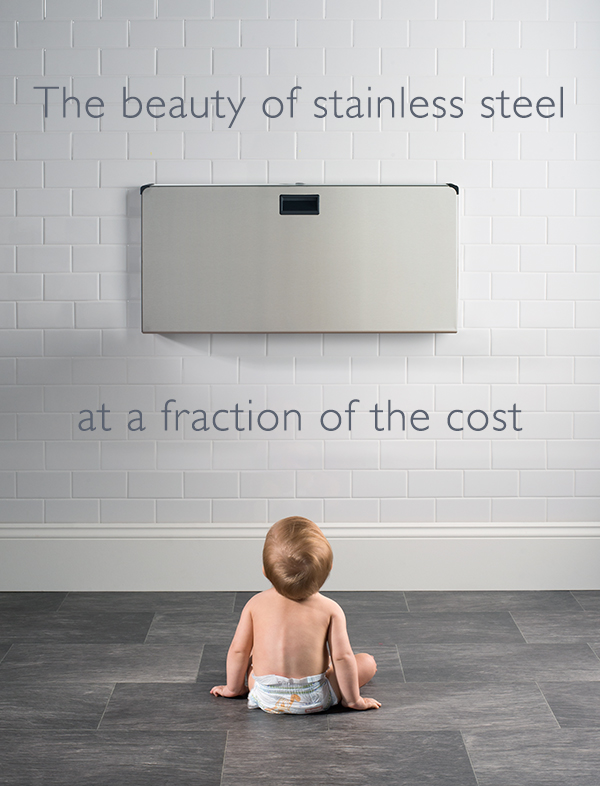 Stainless Steel Baby Changing Stations At A Reasonable Price