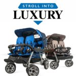 Stroll into Luxury: LX Stroller Promotion