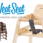 WOOD HIGH CHAIRS - THE NEXT GENERATION FOR FOOD SERVICE